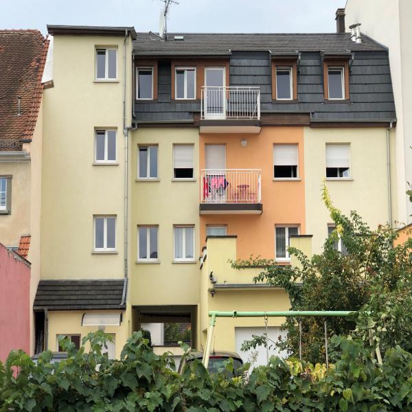 Offres de vente Immeuble Strasbourg 67100